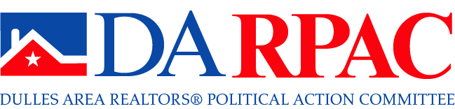 Dulles Area Realtors Political Action Committee Logo