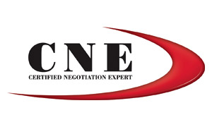 Certified Negotiation Expert Logo